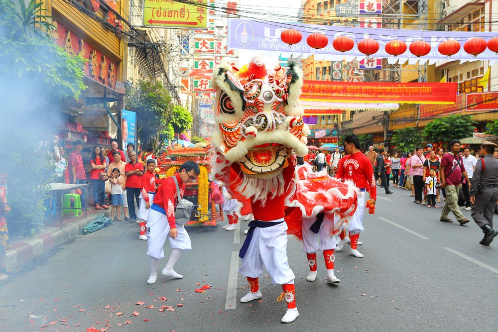 The 5 Best Cities To Usher In Chinese New Year 2017 With A