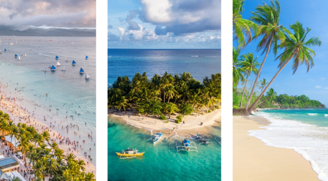 different beaches in the philippines