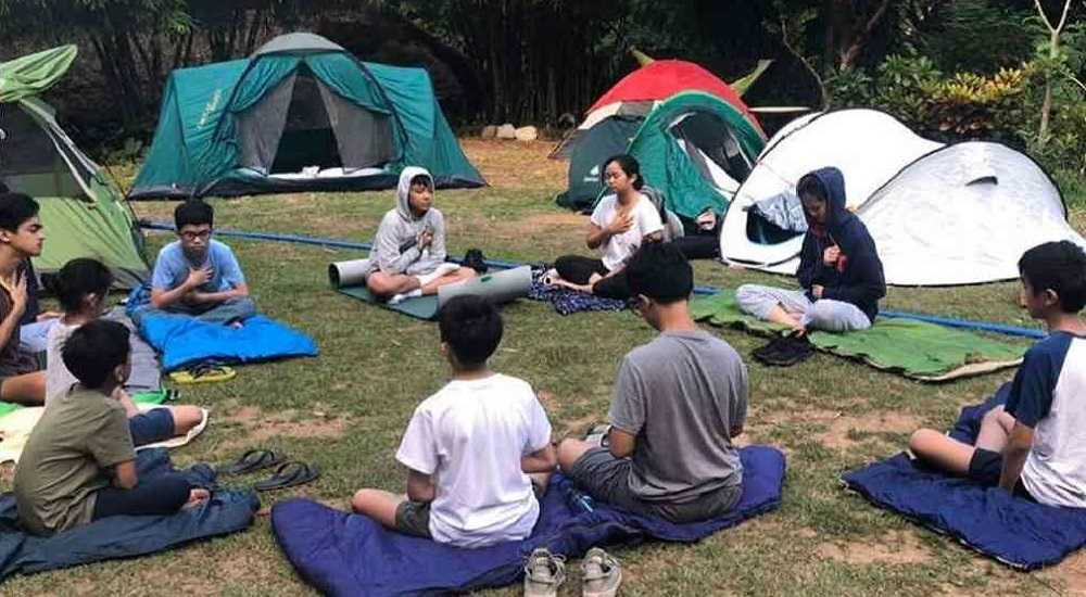 camp explore antipolo camping philippines