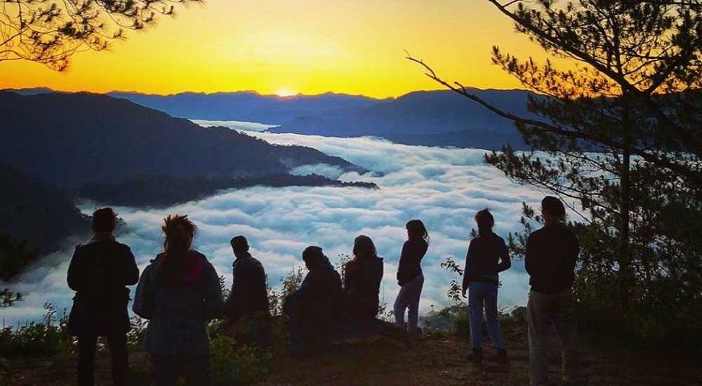 sea of clouds in sagada | Photo credits to Dale Diaz