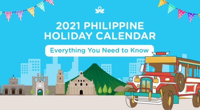 2021 holidays in the philippines
