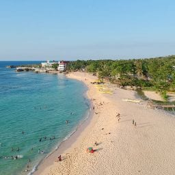 beaches in pangasinan | patar beach