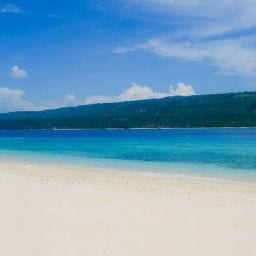 isla reta samal beaches