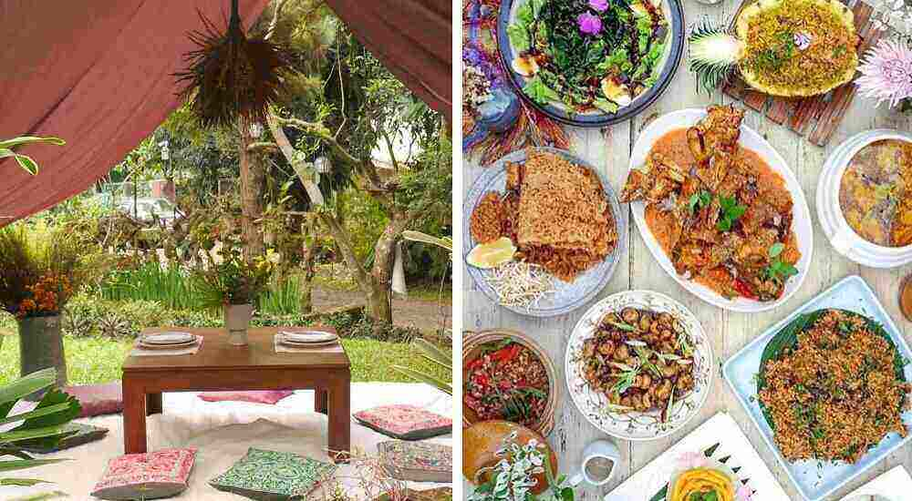 lime and basil best restaurants in tagaytay