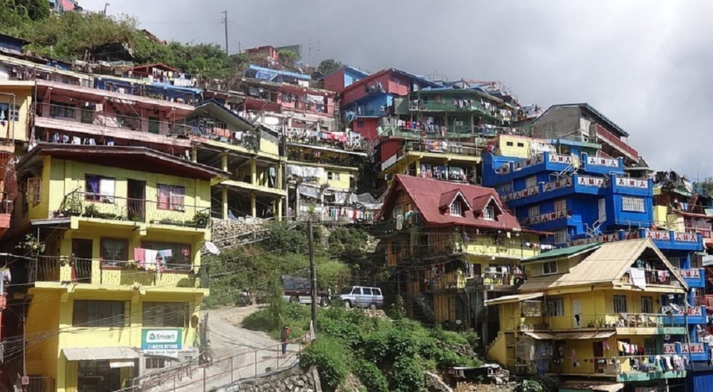 valley of colors staycation in baguio