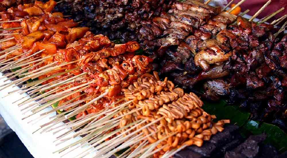 isaw street food philippines