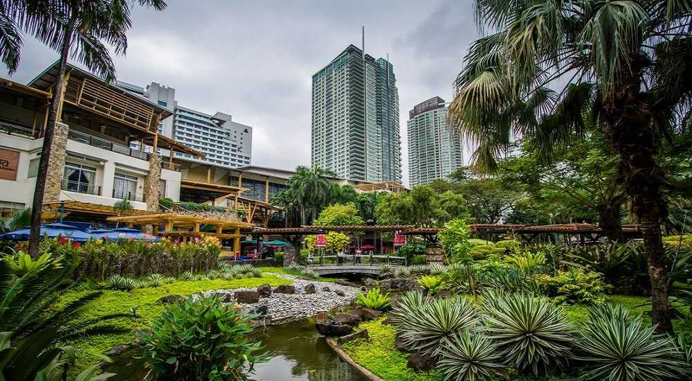 Greenbelt malls in the philippines