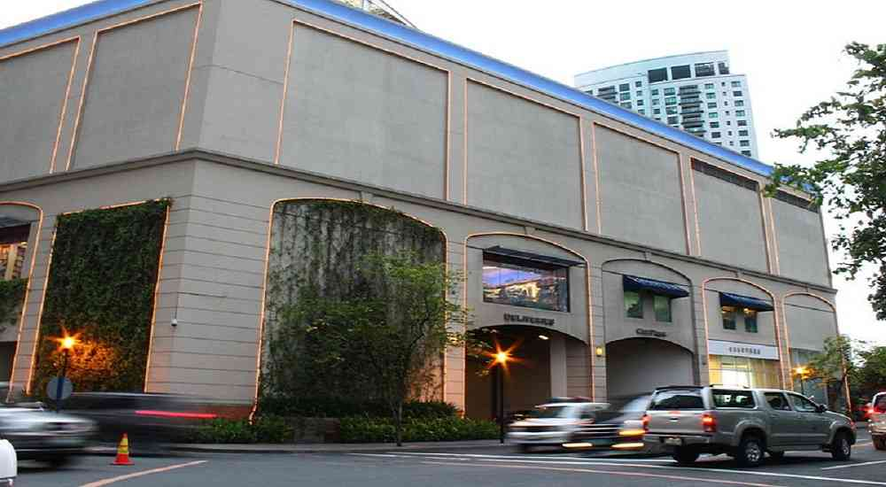 Power Plant Mall rockwell makati malls in the philippines