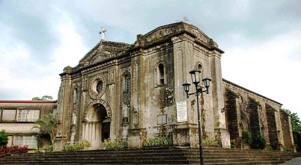 Our Lady of Guadalupe church facade makati 2