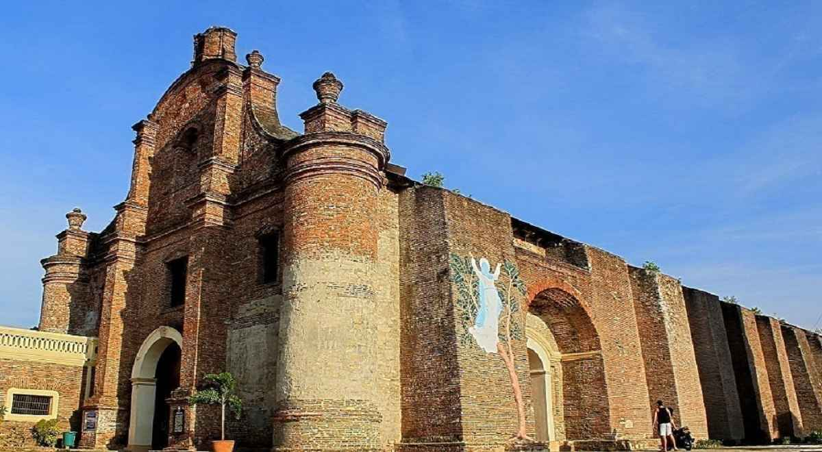 stunning architecture of santa maria church ilocos sur