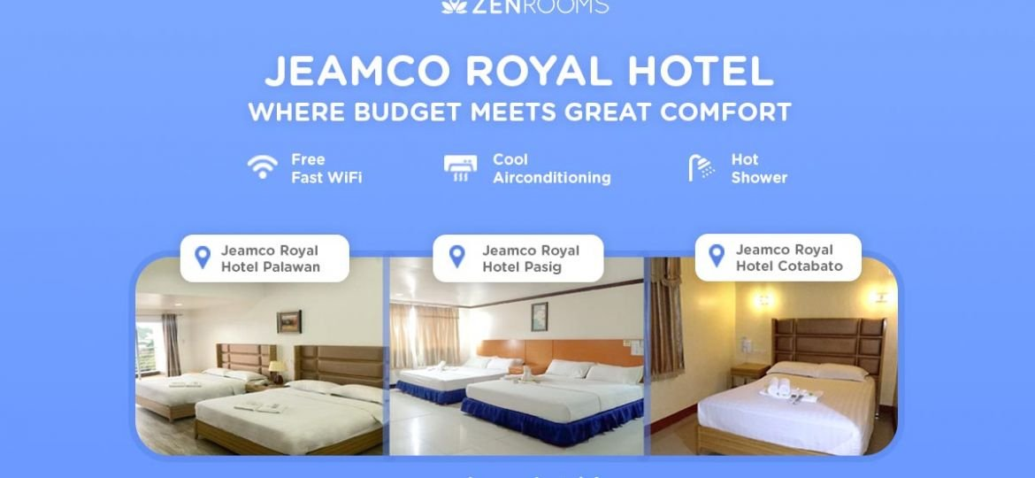 Jeamco Hotel Rooms